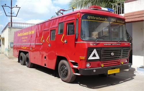 Fire Emergency Services in West Bengal