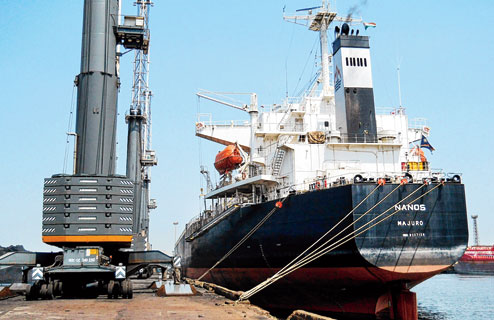 Shipping industry in West Bengal