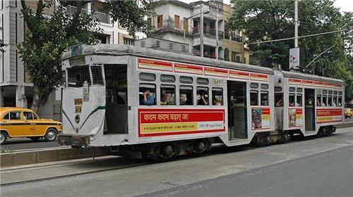 Trams in West Bengal