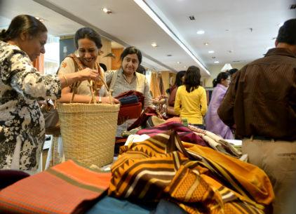 Shopping in Baduria