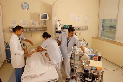 Hospitals in Balichak