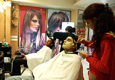 Beauty salons in Bankura
