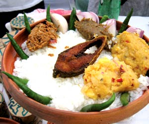 Food in Basirhat
