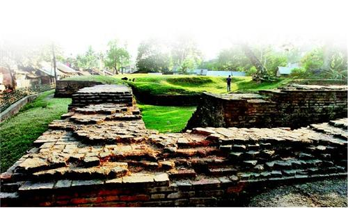 Forts in Basirhat