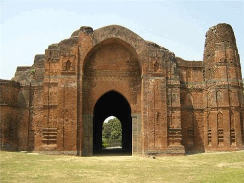 Famous places in Malda