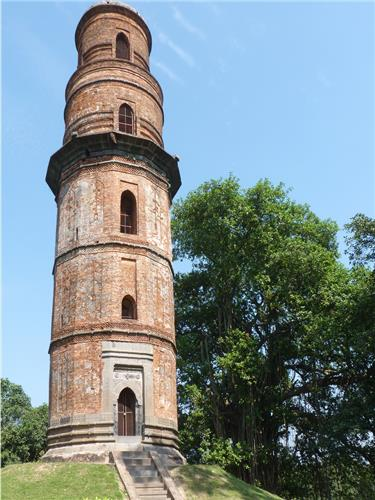 Tourist spots in Malda
