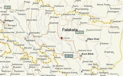 About Falakata