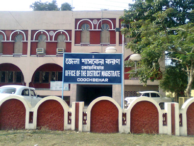 Administration of Cooch Behar