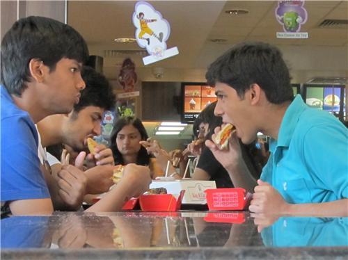 Fast Food Restaurants in Cooch Behar