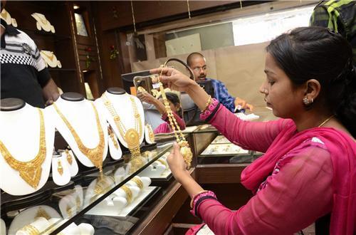 Jewellery Showroom in Murshidabad