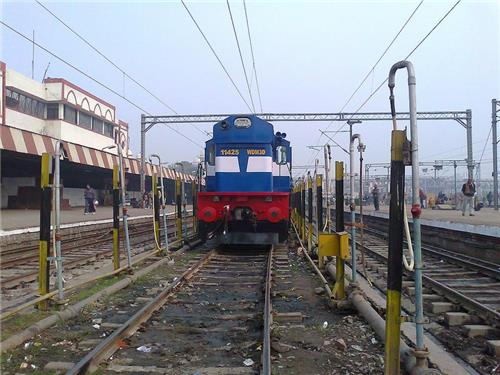 Uttarpara Railway Station
