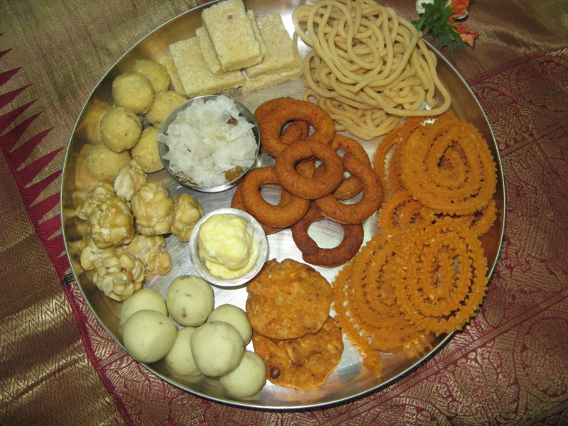 Delicacies prepared in Tamil Nadu