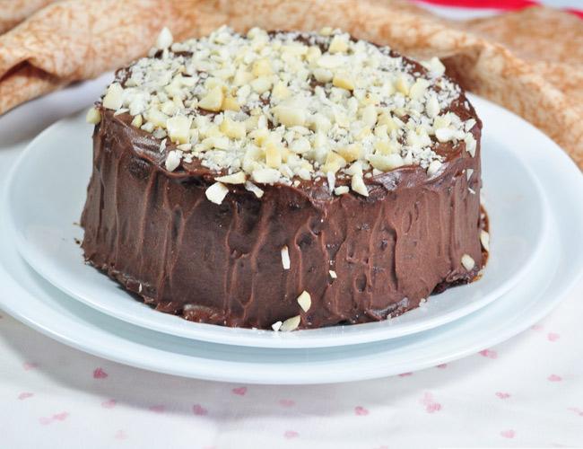 Brazil Nut Cake