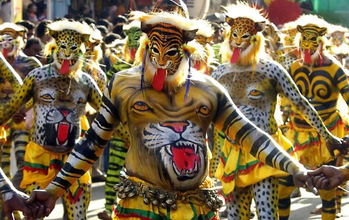 Attractions of Onam Festival