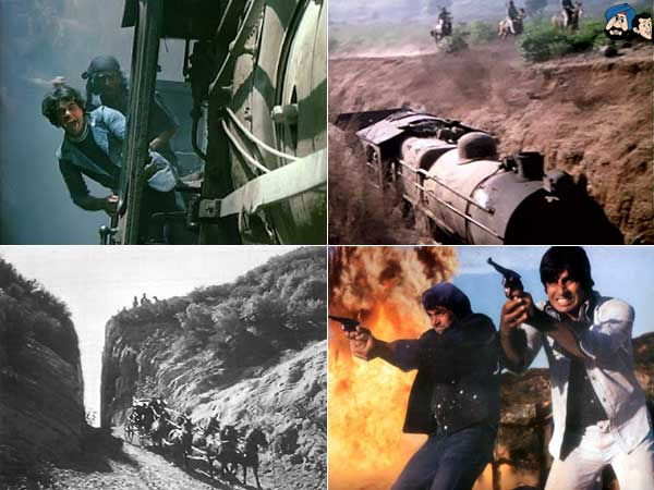 Thanks To Our Indian Railways, Without Them Bollywood Movies Wouldn't Have Been Possible
