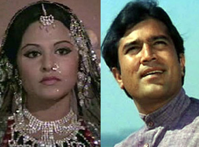The gallery for --> Rajesh Khanna And Anju Mahendru