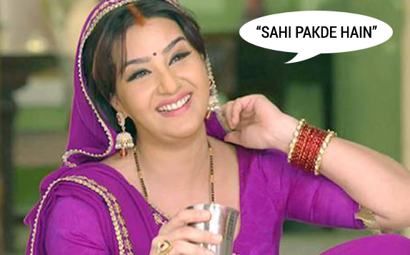 These Hilarious One liners From 'Bhabhi Ji Ghar Par Hai' Will Give You The Kicks For The Day!