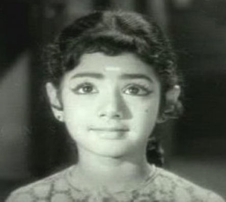 Want Many Awww Moments? Here's Baby Sridevi For You!