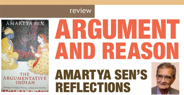 book review of amartya sens the John gray on nobel laureate amartya sen's meditation on human frailty, identity and violence.