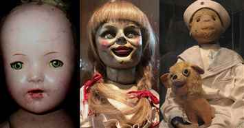 Stay Away From These Haunted Dolls