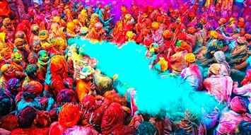10 Different Types of Holi Celebrated Across India