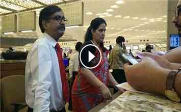 This Shocking Video Shows How Ignorant Air India Staff Can Be