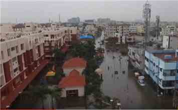 Non-Stop Rains. This Is How Chennai Looks Now In This Aerial View