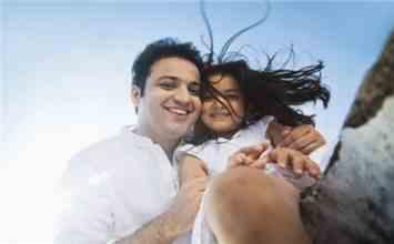 Modi Introduces A Father Daughter Selfie Campaign Via
