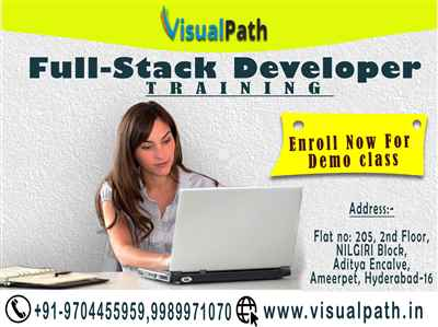 Top Full Stack Training Institute Full Stack Developer Online Training