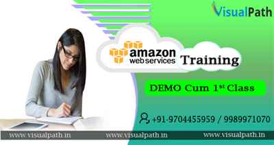 AWS Online Training In Hyderabad India AWS Training in Ameerpet