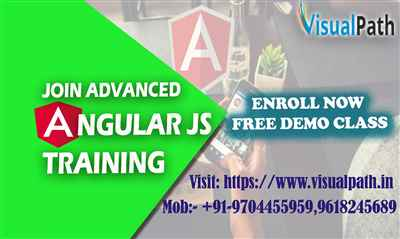 Angular JS Training in Hyderabad Angular JS Online Training