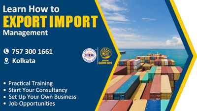 Start and Set up Your Own Import and Export Business Kolkata