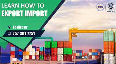 Start and Set up Your Own Import and Export Business Jodhpur