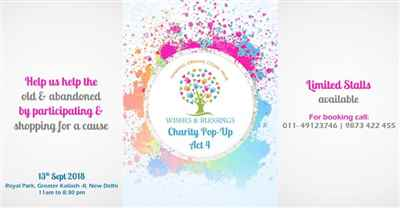 Charity Pop Up Act 4