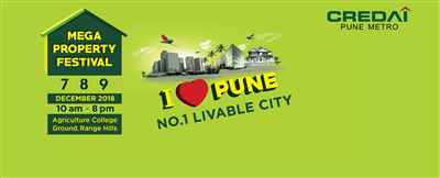 The Biggest Official Property Exhibition | Credai Pune Metro