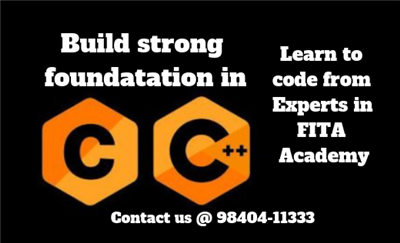 C Training in Chennai