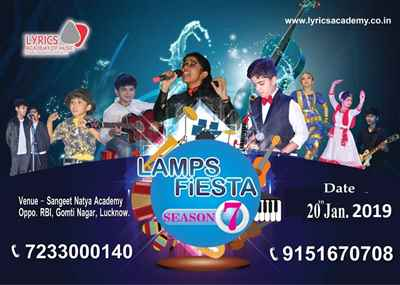 Lamps Fiesta Season 7