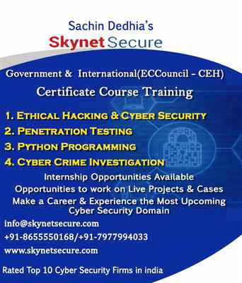 Ethical Hacking IT Security Course