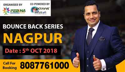 BOUNCE BACK WITH DR VIVEK BINDRA