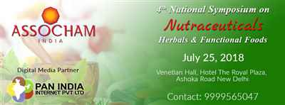 4th National Symposium on Nutraceuticals