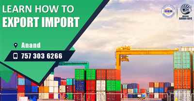 Free Seminar on Export Import at Anand