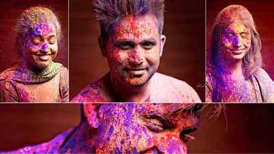 Pre Holi Photoshoot 2017