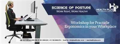 Ergonomics Workshop Learn the Science of Posture