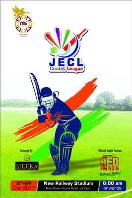 Jodhpur Event's Celebrity League JECL