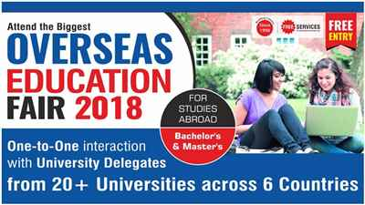 Overseas Education Fair Calicut 2018
