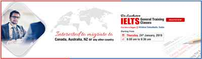 IELTS General Training in Nagpur Batch Starting from 24th Jan