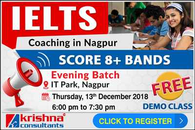 IELTS Coaching in Nagpur -Join New IELTS Batch Today!