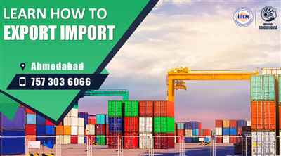 Start and Set up Your Own Import and Export Business Ahmedabad