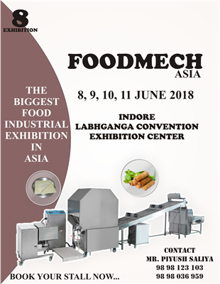 Food Mech Asia Indore 2018