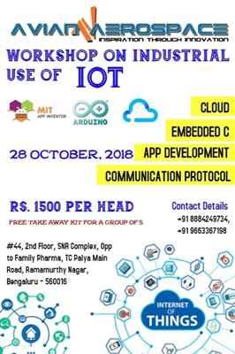 Workshop on Industrial Iot